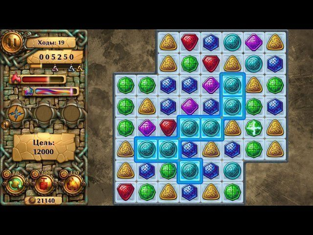 Jewel Tree: Match It - Скриншот 4