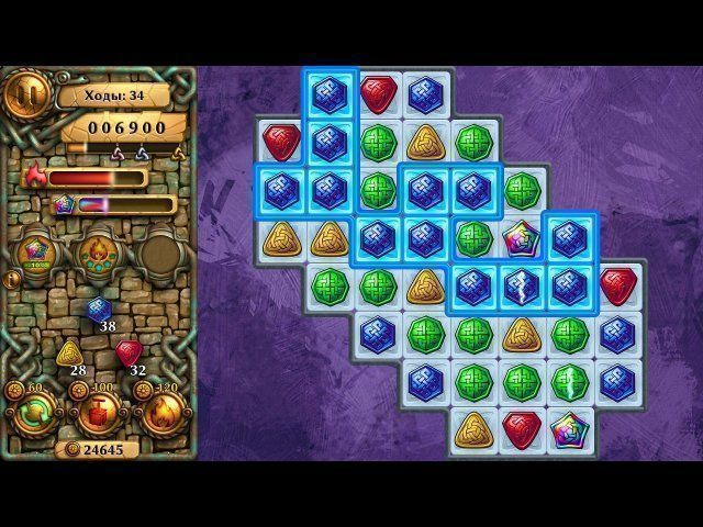 Jewel Tree: Match It - Скриншот 5