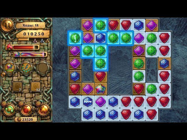 Jewel Tree: Match It - Скриншот 7