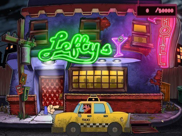 Leisure Suit Larry: Reloaded (18+) - Скриншот 1