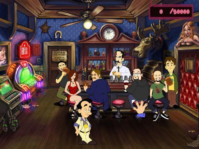 Leisure Suit Larry: Reloaded (18+) - Скриншот 3